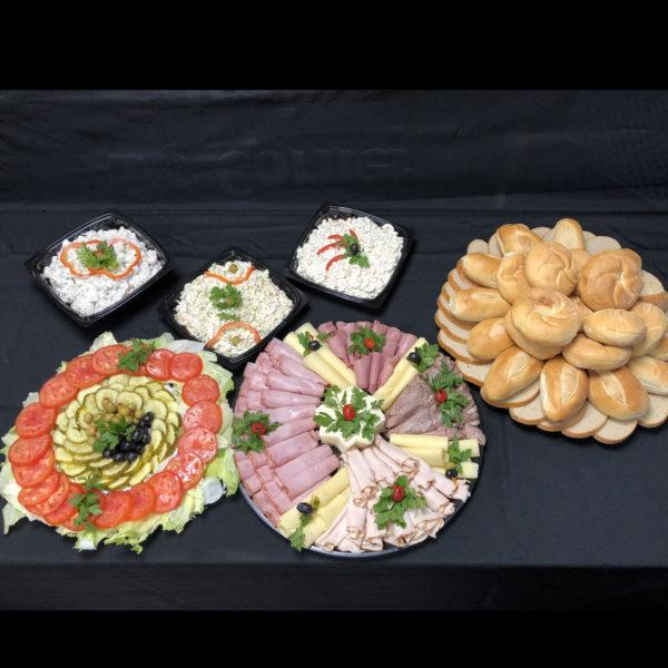 Al's Corner deli & catering deli tray