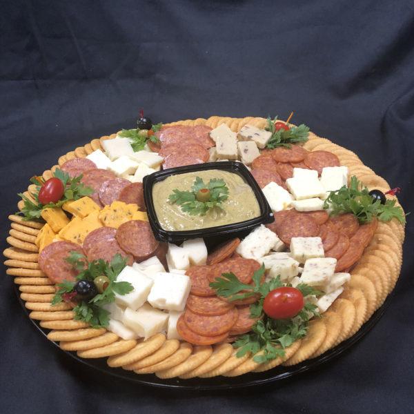 Al's Corner deli & catering cheese tray