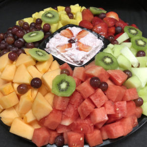 Al's Corner deli & catering fruit tray