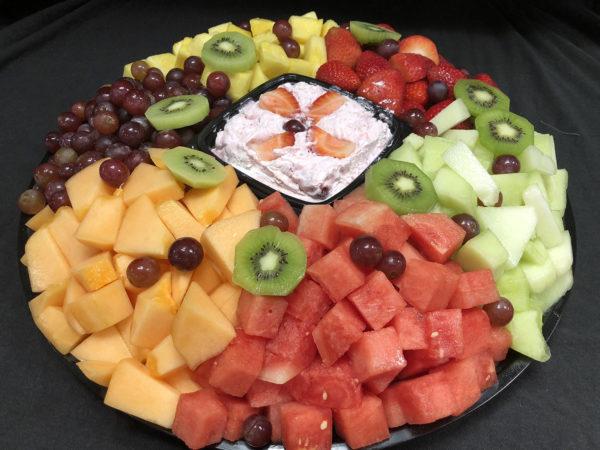 Al's Corner deli & catering fruit tray