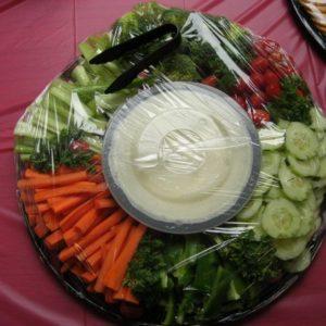 Al's Corner deli & catering veggie tray